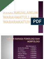 tataran linguistik