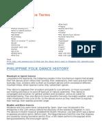 History of Folk Dance