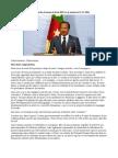 Message de Paul Biya a La Nation 31-12-2011