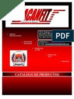 PLACANFIT Catalogo de Productos