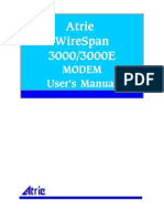 WS3000manual ATRIE 3000