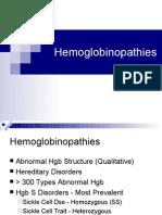 04 Hemoglobin Hemoglobin Op at Hies