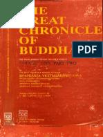 The Great Chronicle of Buddha ( Volume1, Part II )