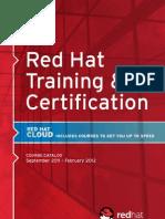 RH Training Catalog