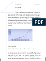 Web Mining report