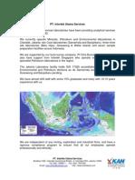 PT Intertek Utama Services-Company Profile