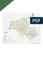 Riqualificazione mercati e fiere - Schedatura e monitoraggio mercati - Municipalità 9 - Mappa