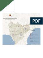 Riqualificazione mercati e fiere - Schedatura e monitoraggio mercati  Municipalità 10 - Mappa
