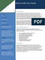 ITIL Foundation Fact Sheet
