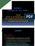 Entropy (2)