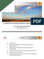 Wind Handbook Wind Energy Project GIZ PECC3 ENG