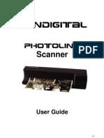 Pan Digital Portable Scanner