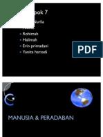 ISBD_manusia Dan Peradaban