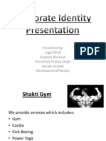 Brand Identity ( Jugal Shah Group)