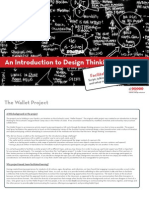 37607571 Stanford Design Thinking Workbook