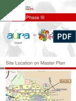 Aura Phase III Details