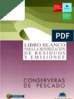 Libro Blanco - Conserva de Pescado