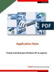 Boot Automatico TwinCat System XP
