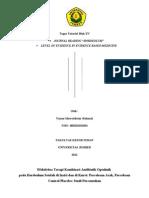 abstrak hordeolum & EBM & Level Evidence