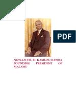 Dr Banda - Biography[1]