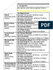 What's on in Haringey libraries January  2012