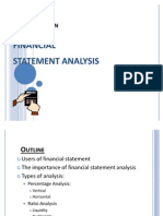 Chapter 7 Financial Statement Analysis 2011