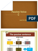 12th January.passive Voice