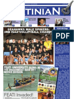 The Featinian Issue 1 2011-2012