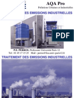Traitement Emissions Gazeux