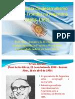 A experiência do desarrollismo de Arturo Frondizi na Argentina 1958-1962