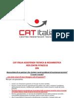 CAT ITALIA - Centro Assistenza Tecnica - Fitness & Wellness