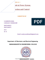 Trends in Power System and Control