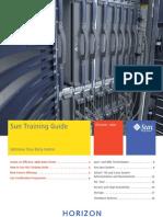 Sun Training Guide Oct04