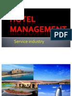 Hotel Management Rev