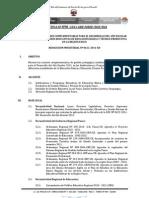 Directiva Inicio 2012 Dre Pasco