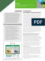 VMware vCloud Director Datasheet