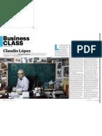 Claudio López. Por