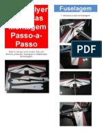 Shock Flyer Poliondas - Montagem Passo-A-passo