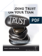 Building Trust on Your Team
