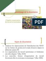 TD 5- App Rent is Sage de La Dissertation - ion Du Travail