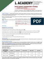 CSSA (1Q) (Jan 2012 - Apr 2012)