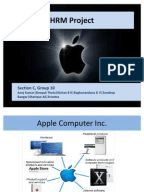 strategic planning apple inc View essay - strategic management case 2_apple from bba bus 489 at north south university case study 2: strategic planning at apple inc submitted by: group # 2 md kazi zafor ullah, id .