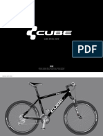 Cube Bikes 2009