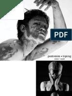Pantomim Topeng Booklet