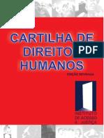 IAJ - Cartilha de Direitos Humanos