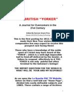 Journal of Overcomer in 21st Century New Year 2012 2.1.2012