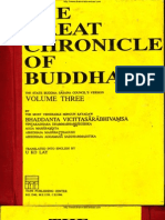 The Great Chronicle of Buddha (Volume3)