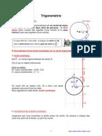 trigonométrie (2nde)