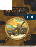 DA Bmoor Magic 3.5