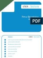 Firma Electrónica Avanzada ¡YA!